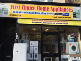 First choice home appliances limited 07438404839