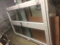 Upvc french patio doors doubled glazed