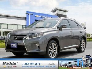 2015 Lexus RX 350 Sportdesign SAFETY AND RECONDITIONED