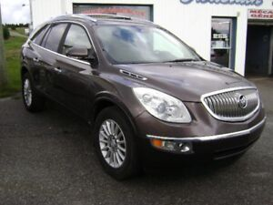 2010 Buick Enclave CX/AWD/BLEUTOOTH/CD/CRUISE/AC/7 PASSAGERS