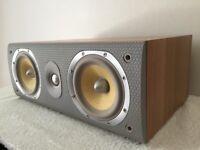 B&W Bower & Wilkins LCR 60 S3 Center speaker