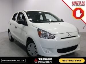2015 Mitsubishi Mirage ES A/C Bluetooth MP3/AUX/USB Gr,Elec