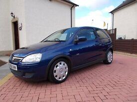 * * LOOK * * Cheap Vauxhall Corsa 1.2, LOW MILEAGE BARGAIN !