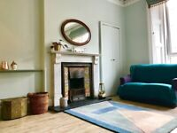 Exceptionally spacious 1-bed flat in Leith (available mid August)
