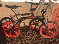 Raleigh burner mk2 ovel competition year 84