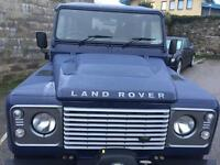 Land Rover Defender 110 2.4 TDi County Station Wagon 5dr