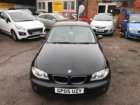 Bmw 120D sport 2.0 diesel 6 speed manual five door hatchback