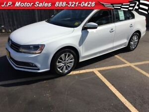 2015 Volkswagen Jetta TDI Comfortline, Automatic, Back Up Camera
