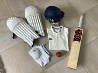 Cricket set for a junior / youth