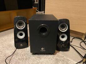 Logitech Z323 Computer Speakers