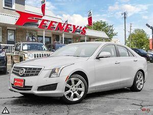 2013 Cadillac ATS Luxury 2.0T AWD NAV CAMERA