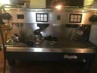 Magister professional coffee machine in excellent condition