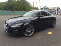 Audi TT 2.0 TDI S Line Special Edition Coupe Quattro 3dr **FULL DEALERSHIP HISTORY**