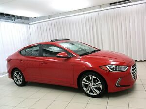 2017 Hyundai Elantra GLS SEDAN w/ BACKUP CAM, SUNROOF & ALLOYS -