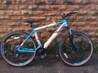 New Ex Display Claud Butler Haste 1.0 - 27.5 Hardtail Mountain Bike - RRP £429