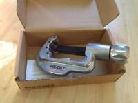 Ridgid 65S stainless steel quick-acting tubing cutter