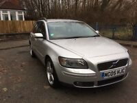 ***VOLVO V50 SE D*** SPORTSBACK, ESTATE, FULL LEATHER, HEATED SEATS, EXCELLENT CONDITION