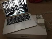 MAC AIR i7 256 SSD 2013 1.7 GHZ