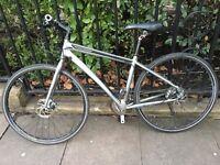 Trek Soho hybrid bike unisex - disc brakes, 24 speed shimano