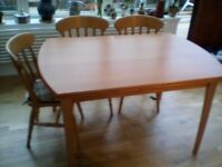 Dining/Kitchen table - extendable