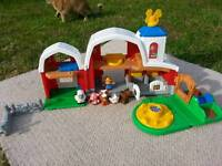 Fisher Price Farm Stable