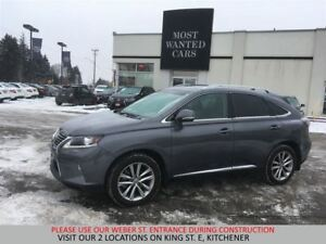 2015 Lexus RX 350 TOURING | NAVIGATION | 4 NEW TIRES | MOCHA LTH