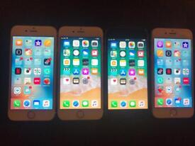 iPhone 6s 16GB EXCELLENT CONDITION Available in Space Grey, Rose Gold, Silver, Gold
