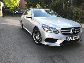 Mercedes Benz E Class 2013 AMG Sports