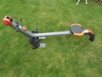 Rowing Machine,Very good condition,Folds for storage
