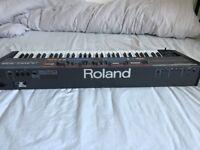 Roland Juno 106 - just serviced