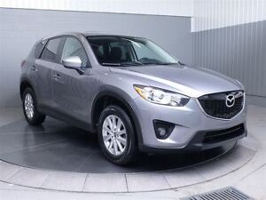 2013 Mazda CX-5 AWD SKYACTIVE A/C MAGS TOIT NAVI West Island Greater Montréal image 3