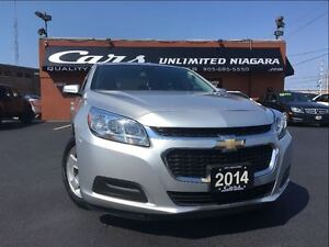 2014 Chevrolet Malibu 1LT | REMOTE | BLUETOOTH | NO ACCIDENTS ..