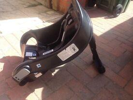 Graco junior car seat base