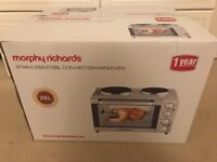 Morphs Richards convector oven