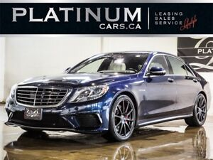 2015 Mercedes-Benz S-Class S63 AMG 4MATIC, EXCL