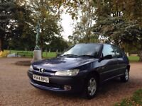 Peugeot 306 1.9 D D-Turbo 3dr (sunroof) AMAZING EXAMPLE