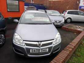 Vauxhall Astra Life A/C 1.6