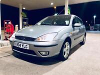2004 Ford Focus 1.6 Petrol - 5 Doors - Excellent conditon