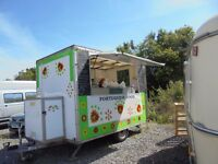 Catering Trailer, Burger Van, Street Food Van, Mobile Kitchen