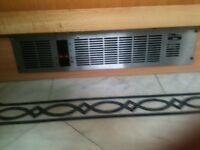 Dimplex skirting board/kickboard fan heater