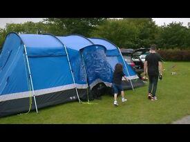 Hi Gear Frontier 8 Berth Tent + Footprint