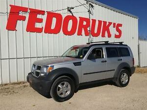 2007 Dodge Nitro SE Package ***2 Year Warranty Available