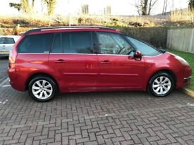 2010 Citroen C4 GRAND PICASSO 1.6 HDi 16v Exclusive EGS 5dr Automatic @07445775115