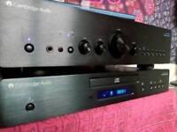 Cambridge Audio azur 651a+CA cd