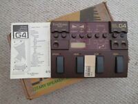 KORG G4 Rotary Leslie Speaker Simulator For Sale
