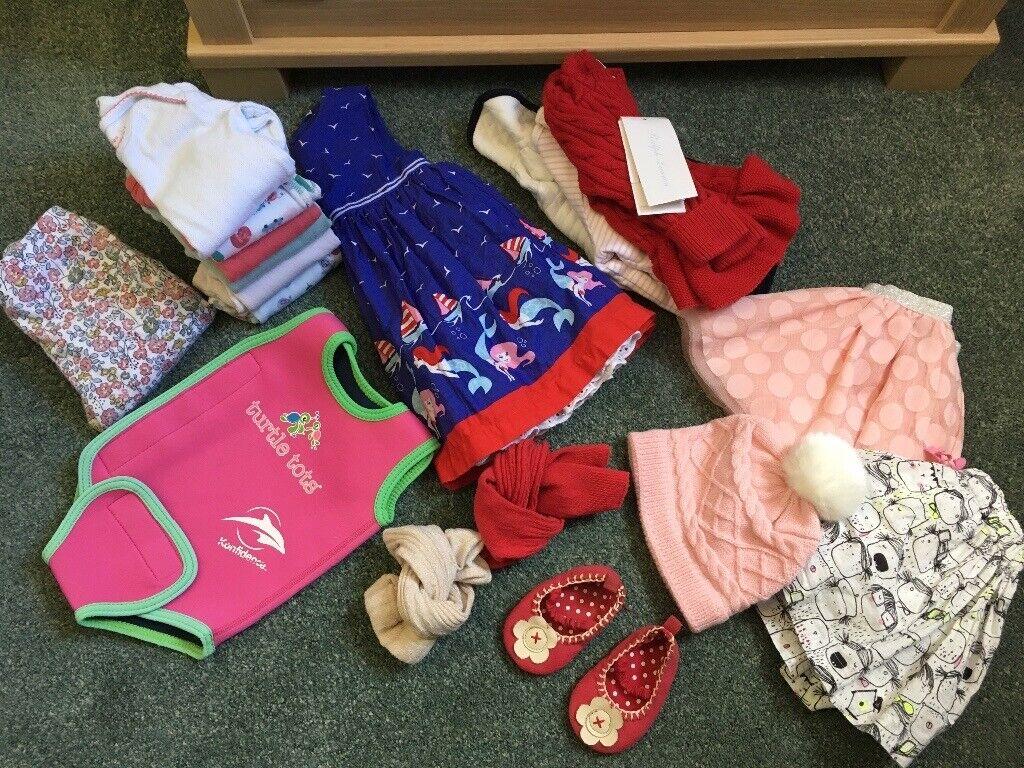 d167f8de Baby girl 3-6 months designer + clothes bundle. Ralph Lauren / Junior J /  Next / M&S. 3-6 months   in Inverness, Highland   Gumtree