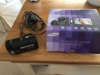 Samsung flash memory SD camcorder