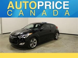 2015 Hyundai Veloster Tech TECH PKG|NAVI|PANOROOF|LEATHER