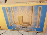 Sony DAV S800 home theatre package - unused