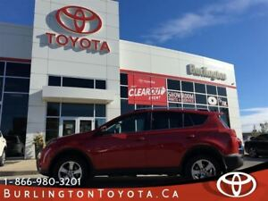 2015 Toyota RAV4 XLE ALL WHEEL DRIVE
